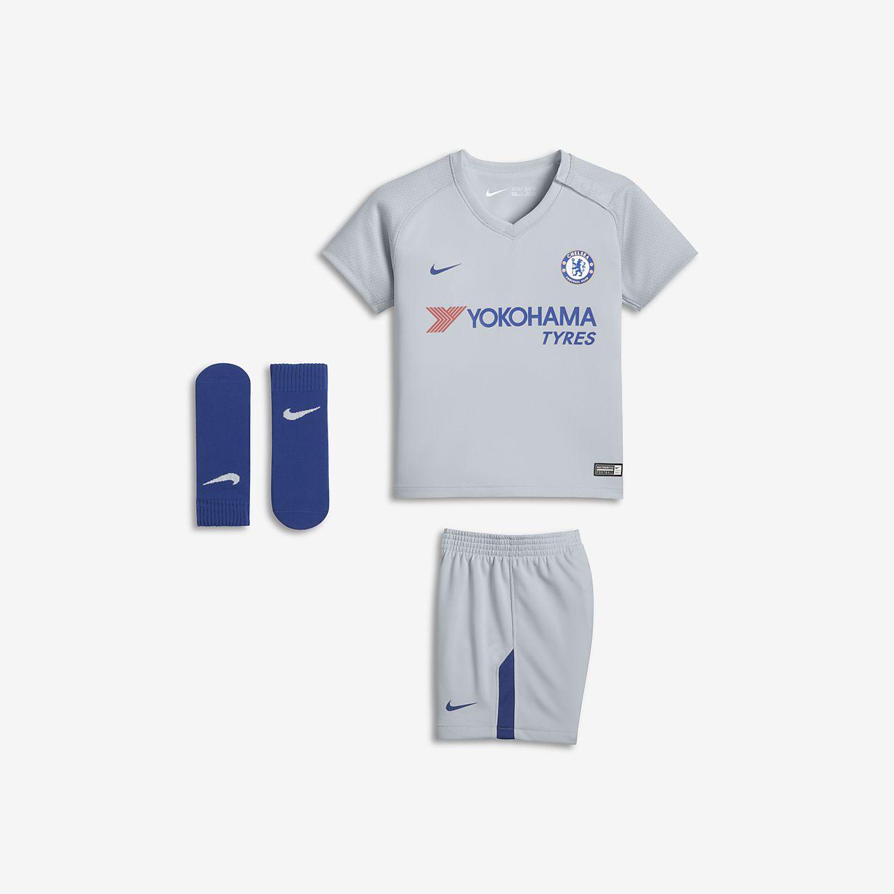 2017 18 Chelsea FC Stadium Away Equipación de fútbol - Bebé e infantil f4e499c1f826b