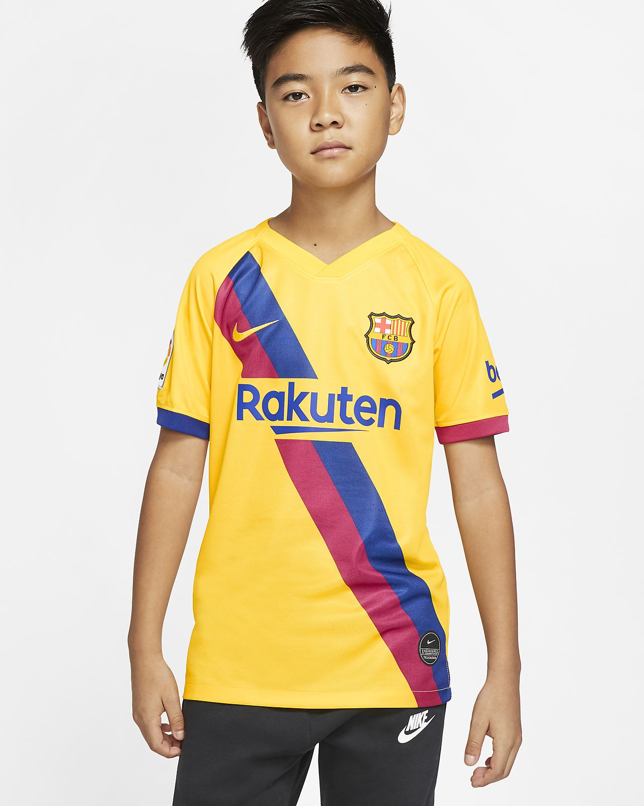 Fc Barcelona Pullover Für Ältere Kinder Rot from Nike on 21 Buttons
