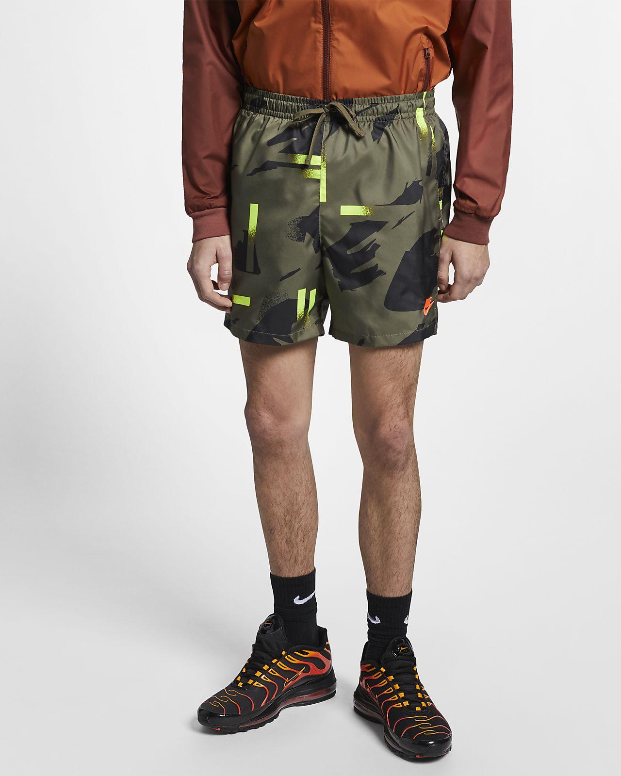 Spodenki z tkaniny Nike Sportswear
