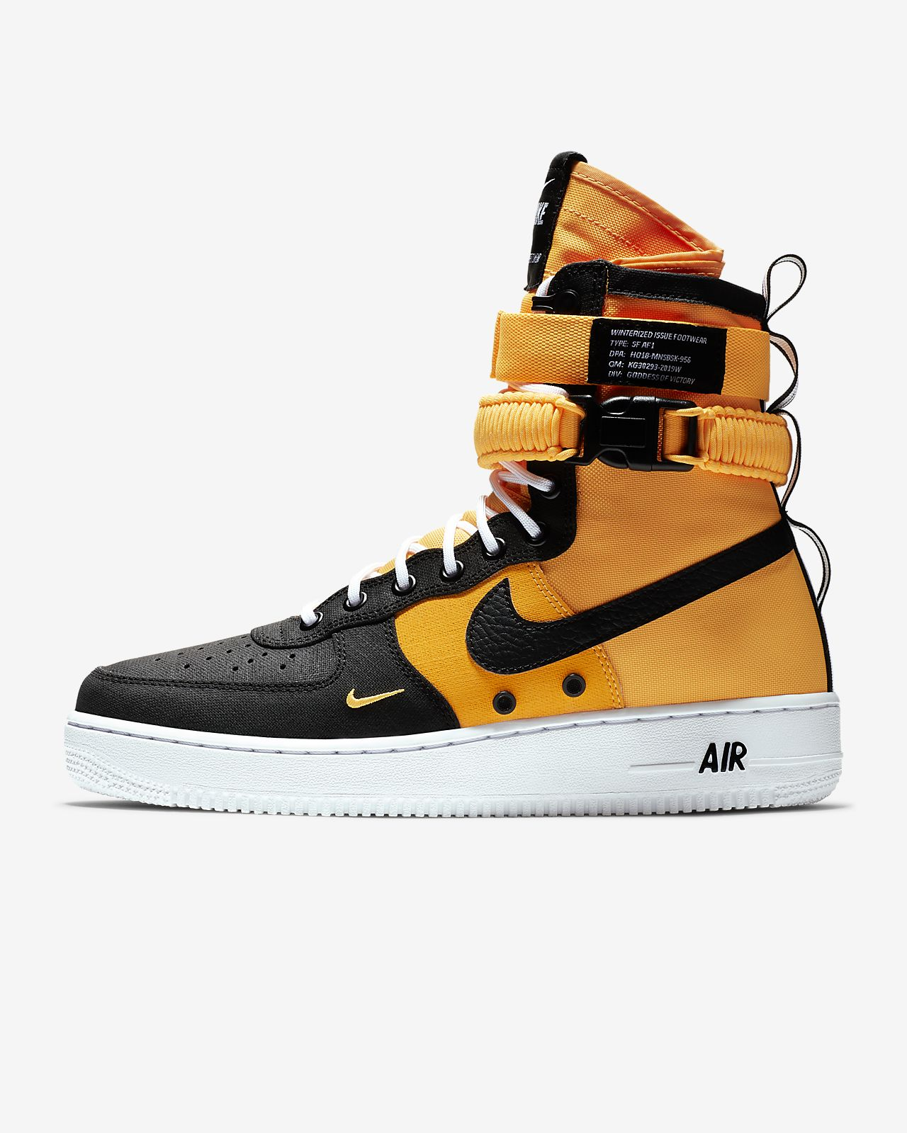 half off 1c3dc 78b15 ... Nike SF Air Force 1 Mens Boot