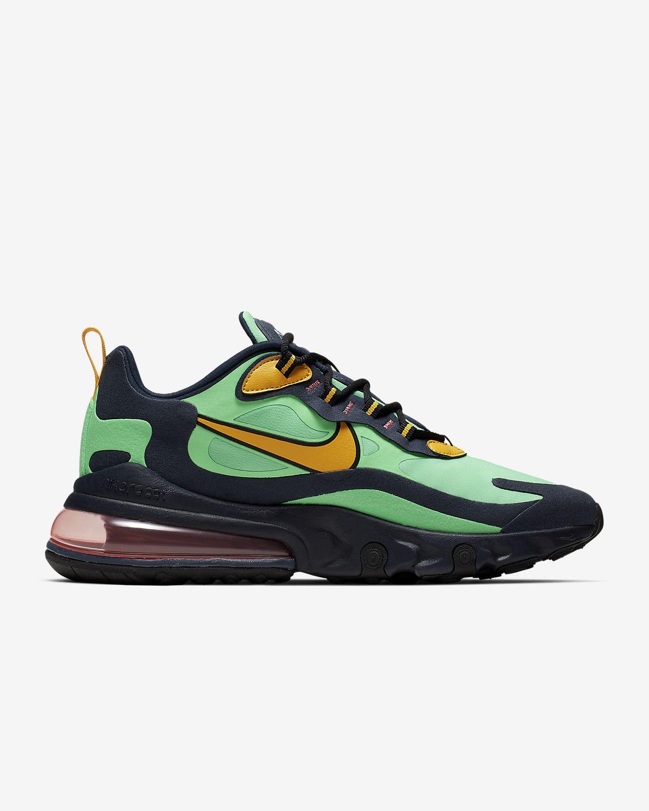 Nike Air Max 270 React (Pop Art) Men's Shoes