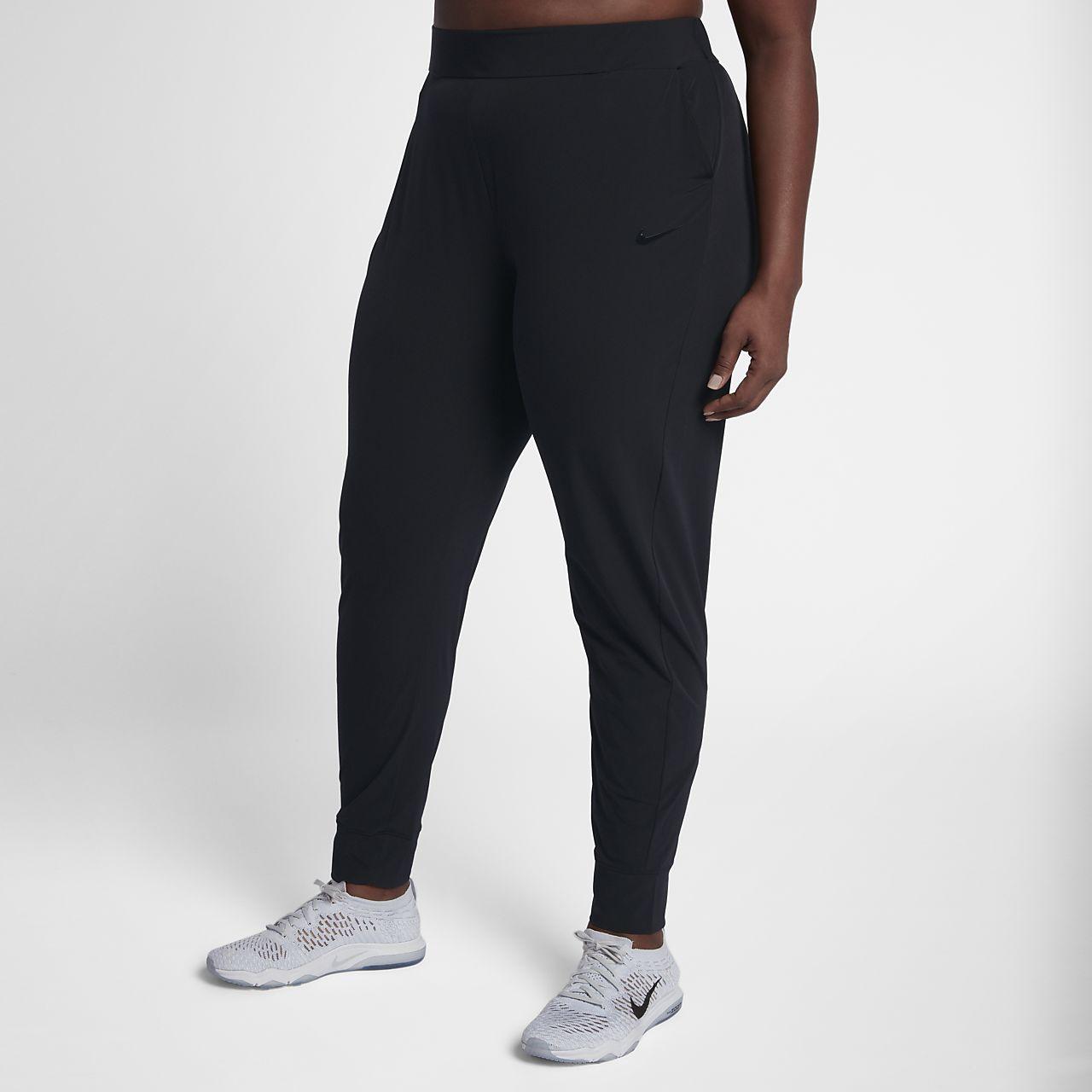 Pantaloni da training a vita media (Plus Nike Flex Bliss Donna (Plus media   2cff8b