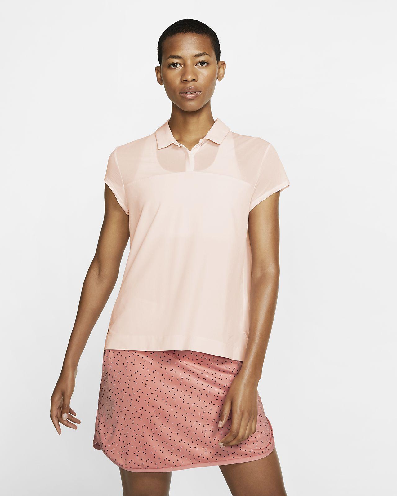 Nike Flex Golf-Poloshirt für Damen