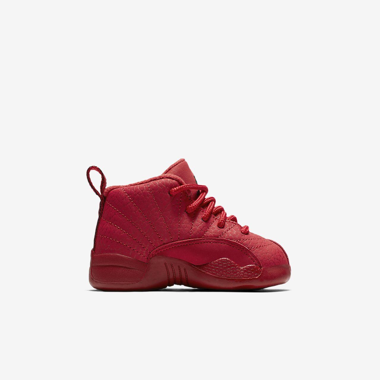 pretty nice 1df4d 2ccee ... Air Jordan Retro 12 Baby  amp  Toddler Shoe ...