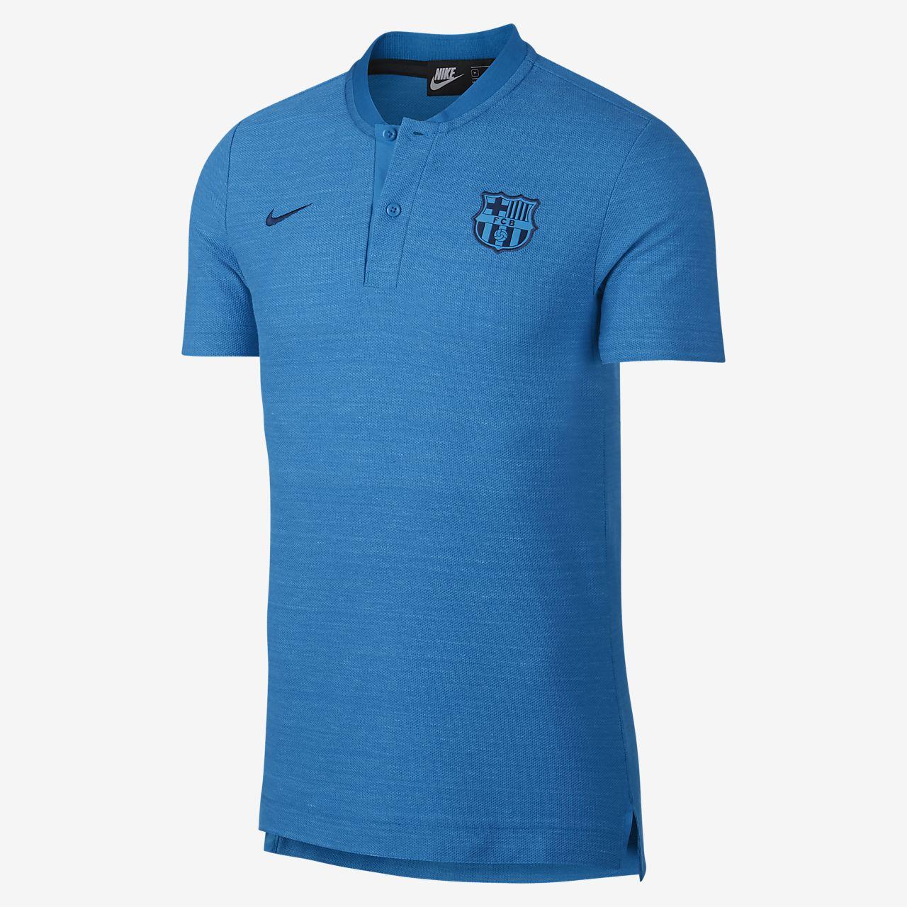757be6160e8ee Polo para hombre FC Barcelona Authentic Grand Slam. Nike.com CL