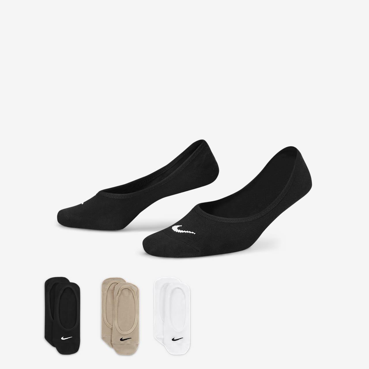 Nike Logo No Show Socks