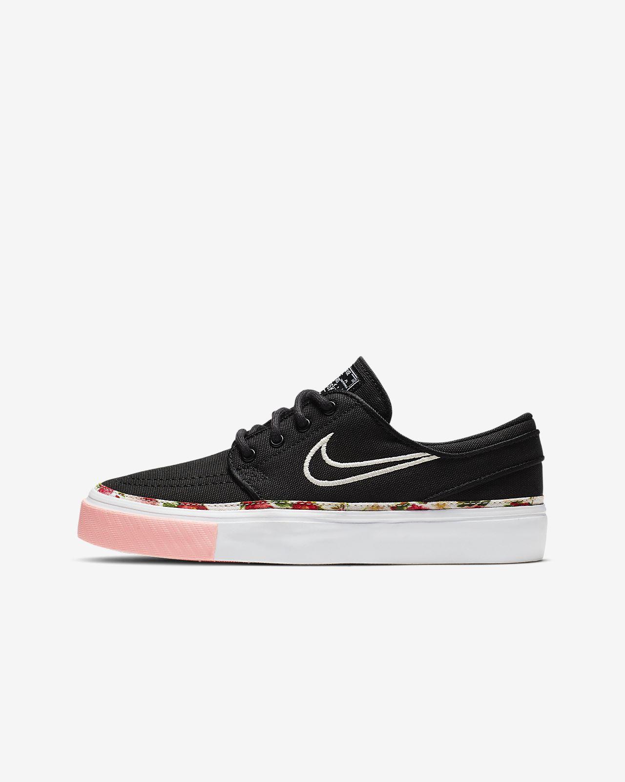 Chaussure de skateboard Nike SB Stefan Janoski VF pour Enfant plus âgé