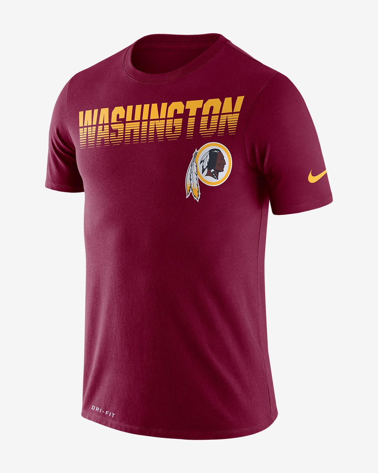 66c25e13 Nike Legend (NFL Redskins) Men's Short-Sleeve T-Shirt