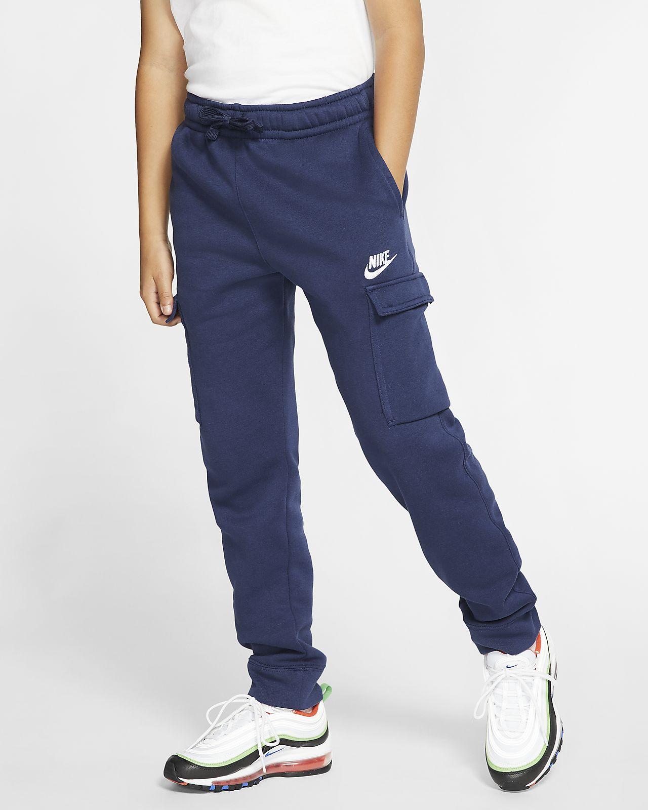 Nike Sportswear Club Big Kids' (Boys') Cargo Pants