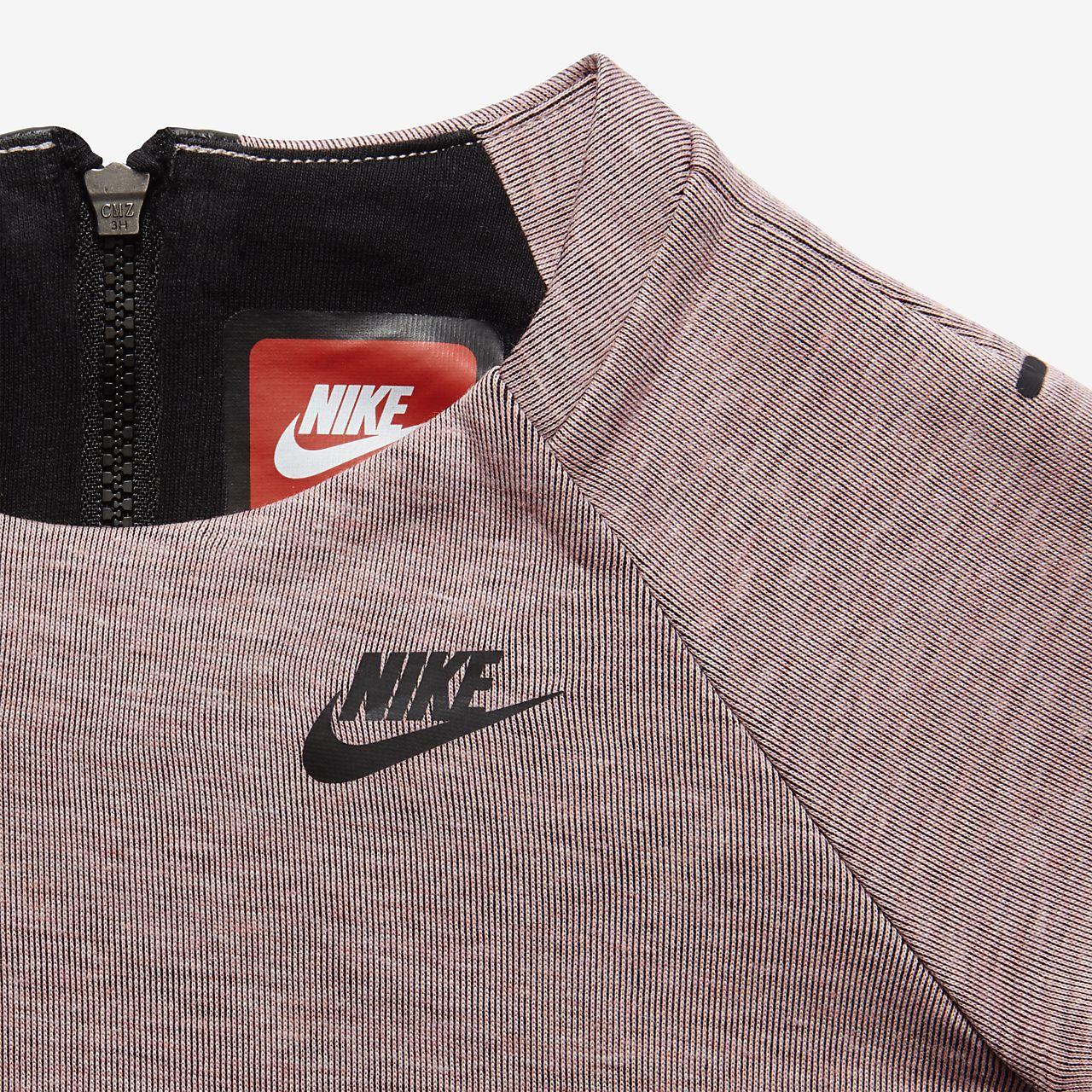 0564f5d87 Nike Tech Fleece Baby & Toddler Girls' Dress. Nike.com NL