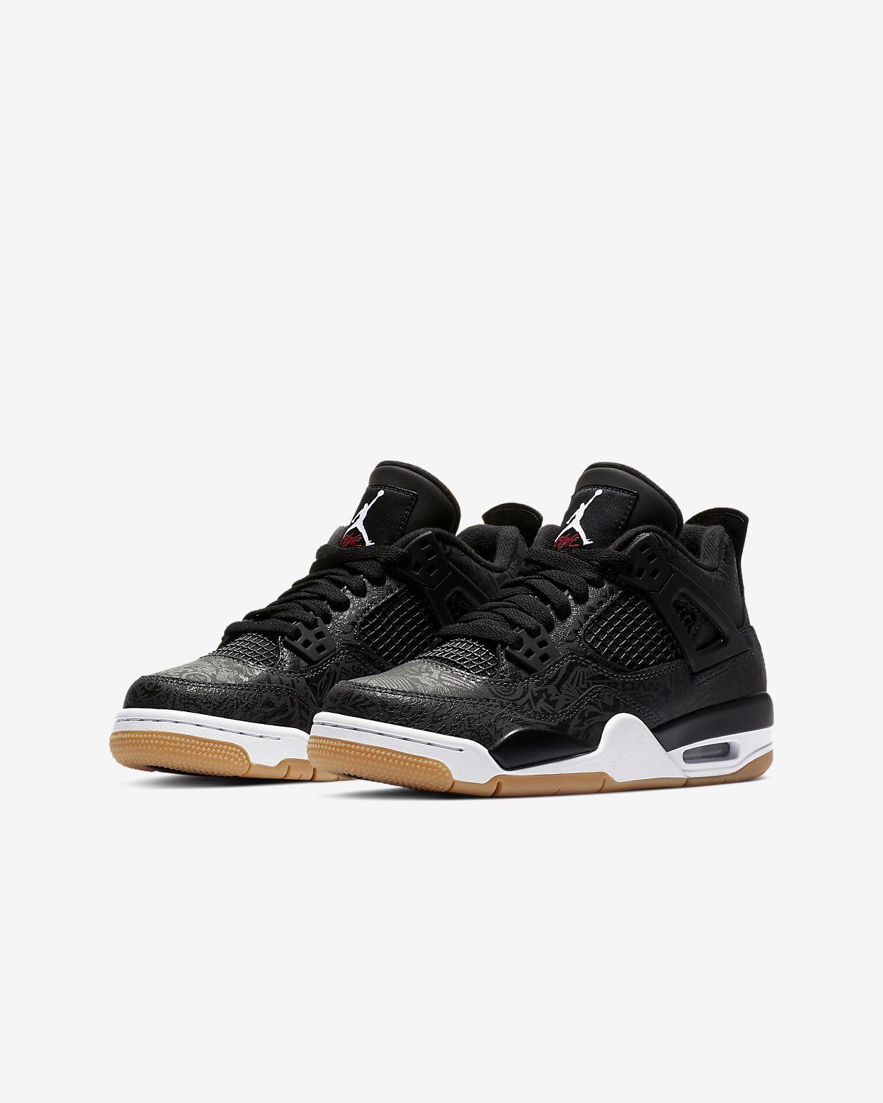 170594c58a2b Air Jordan 4 Retro SE Big Kids  Shoe. Nike.com
