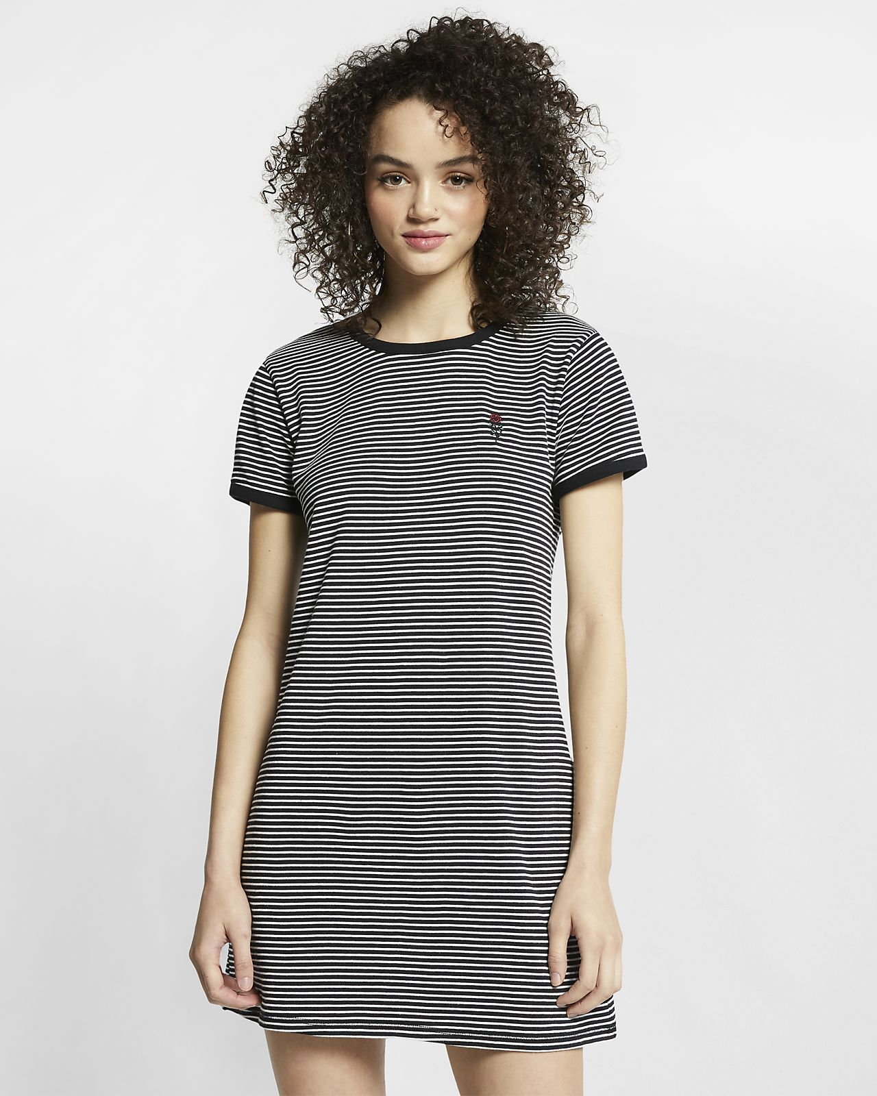 Hurley Rose Women's Striped Dress