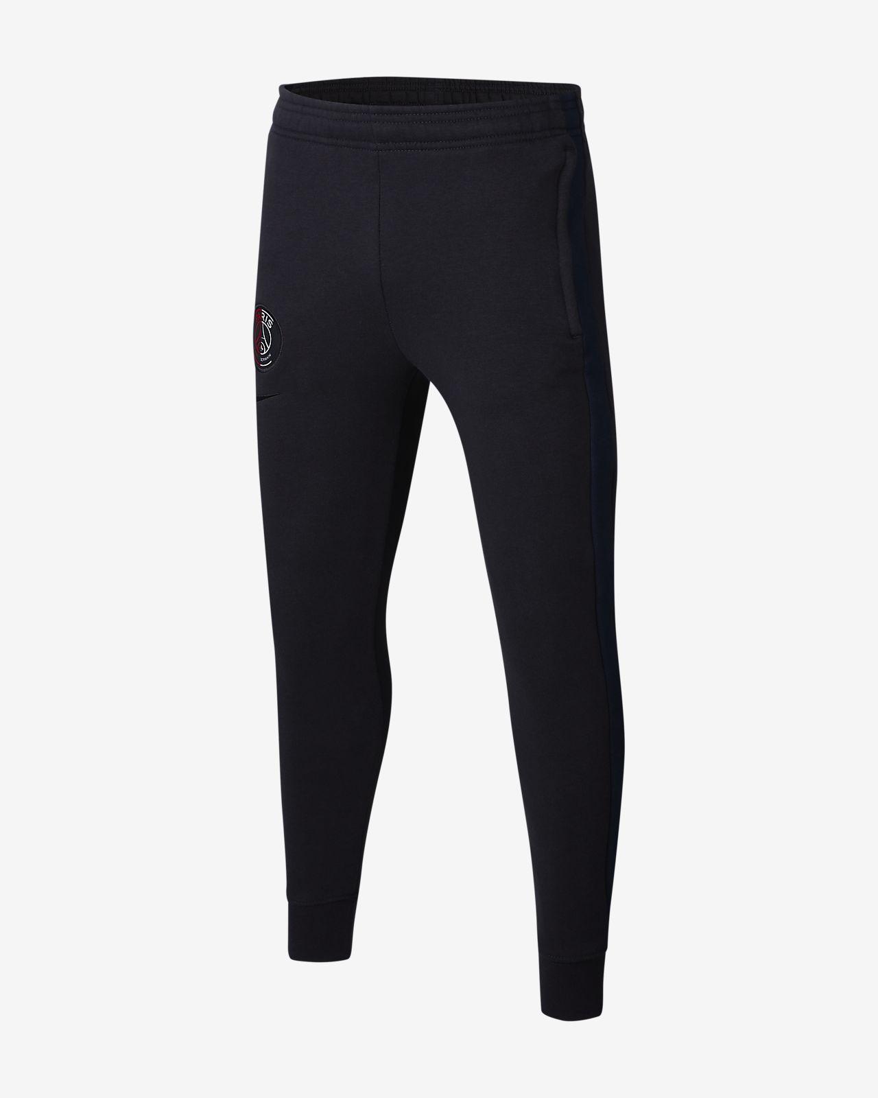 Paris Saint-Germain Pantalons de teixit Fleece - Nen/a