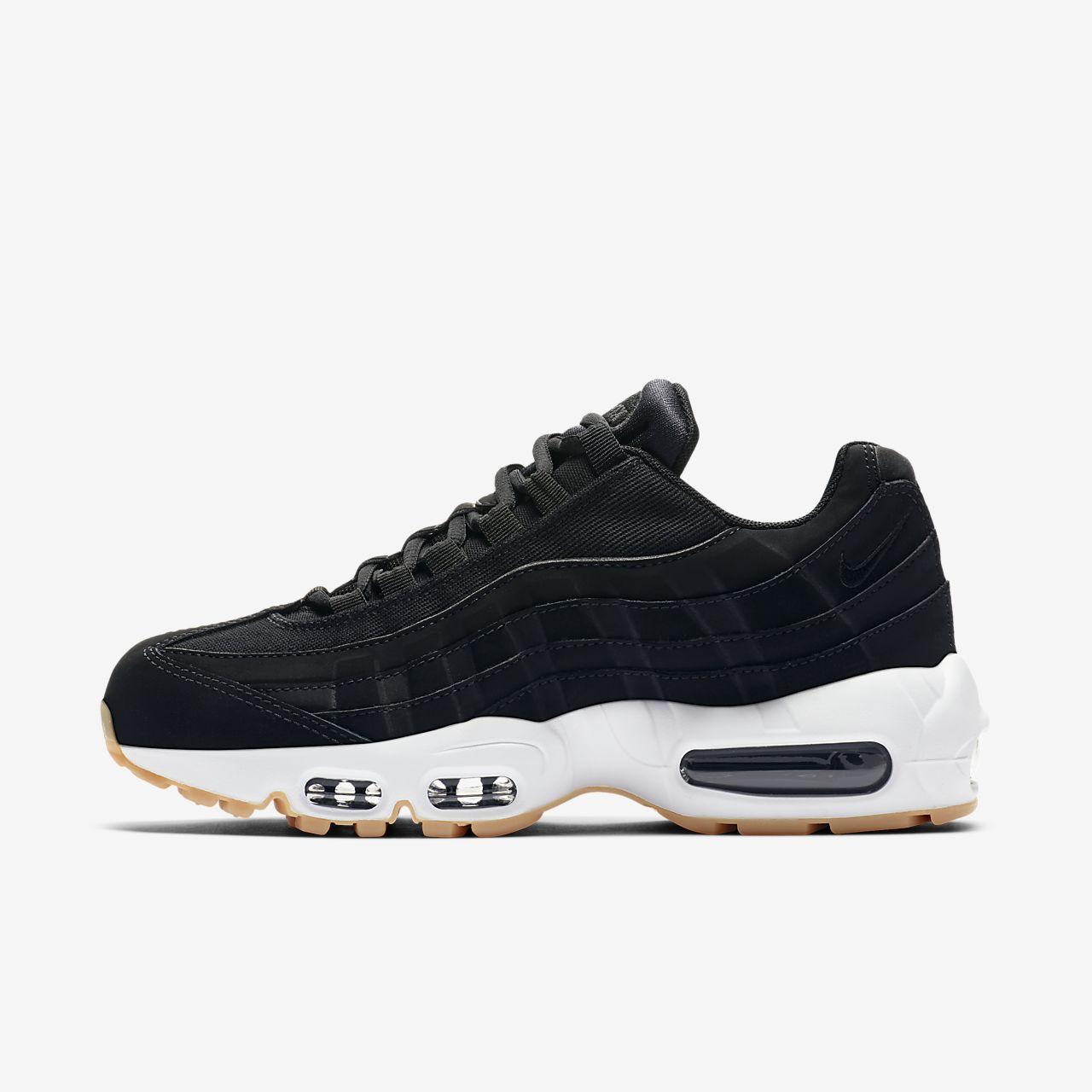 huge discount c7951 774f4 ... ireland nike air max 95 og sko til kvinder 1606e 854d0