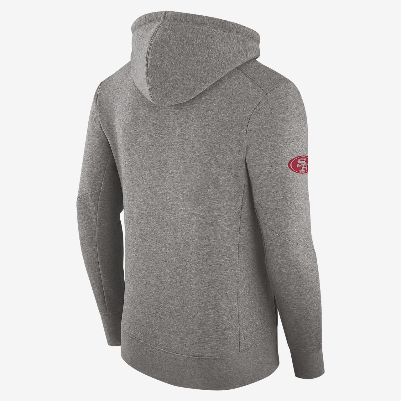 P49ers Capuche Be nfl Fleece Fly Nike Homme Sweat À Pour wv5gFYqv