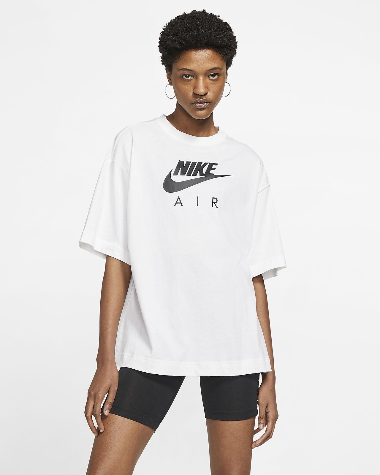Dámské tričko Nike Air s krátkým rukávem