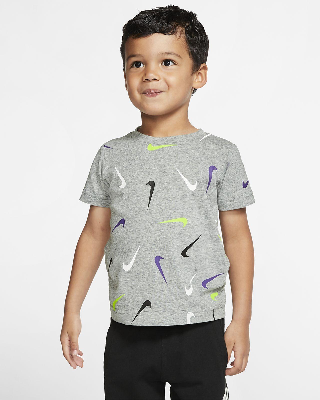 Nike T-shirt met korte mouwen voor peuters