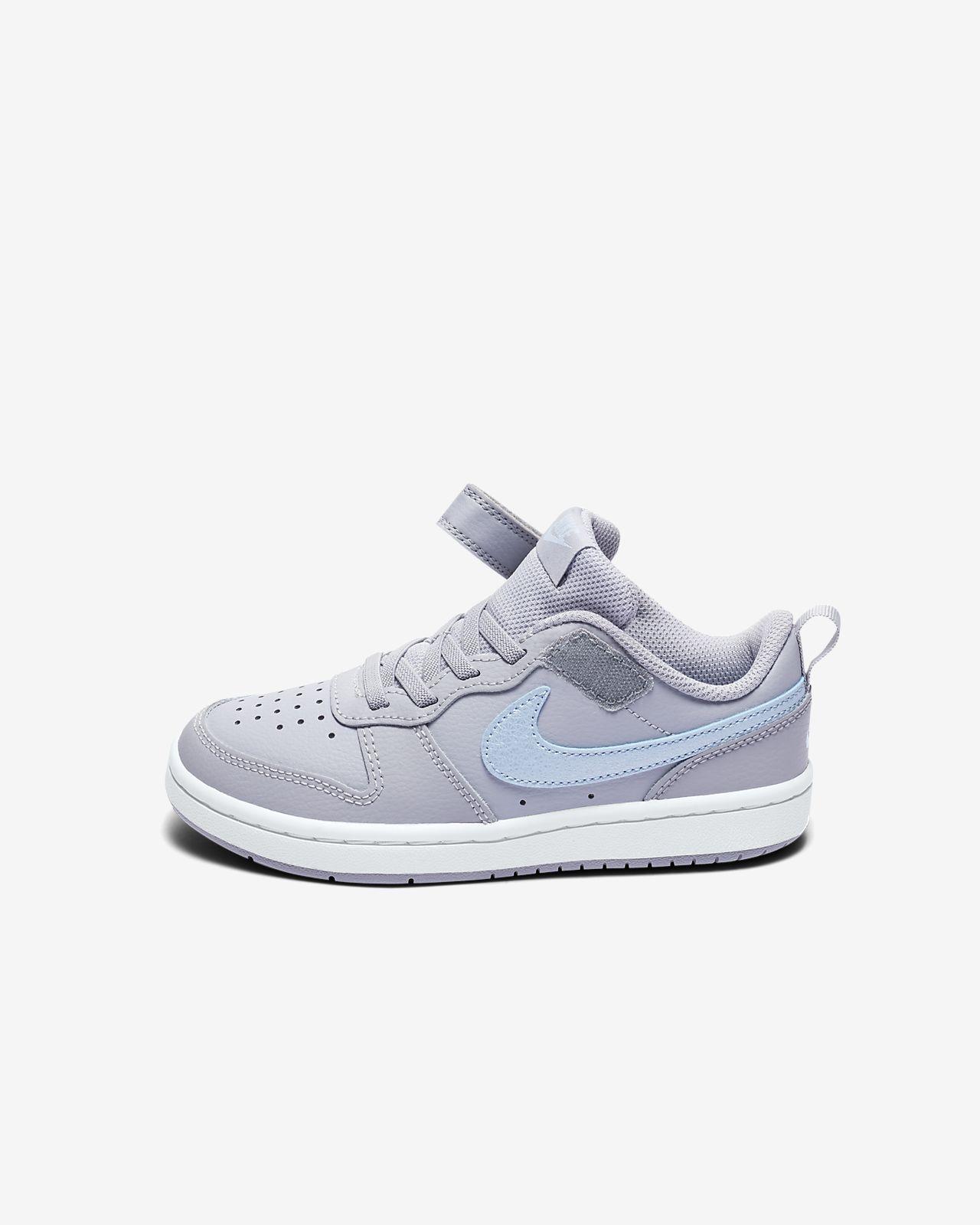 Nike Court Borough Low 2 EP Little Kids' Shoe