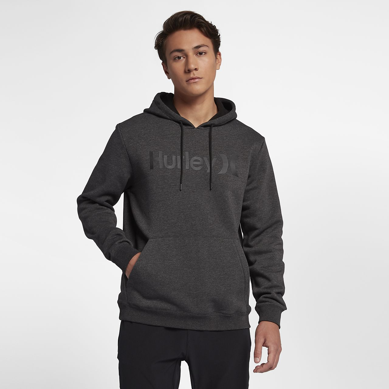 ea58d1034d7d Hurley Surf Check One And Only Herren-Hoodie. Nike.com BE