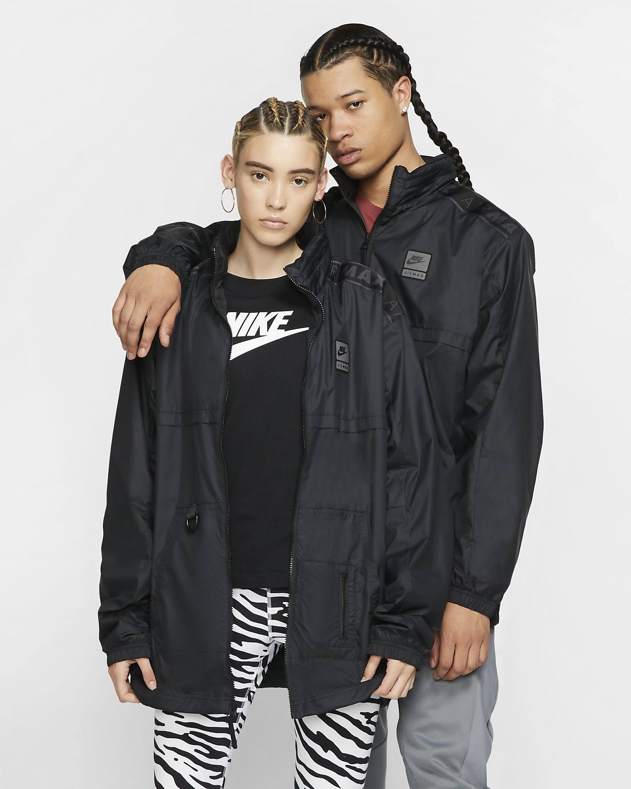 Nike Sportswear Air Max Chaqueta de tejido Woven