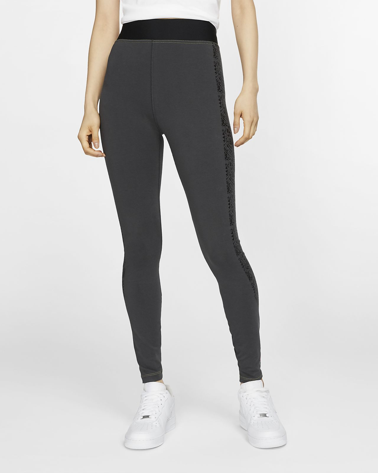 Nike Sportswear N7 Leg-A-See Women's High-Waisted Tights