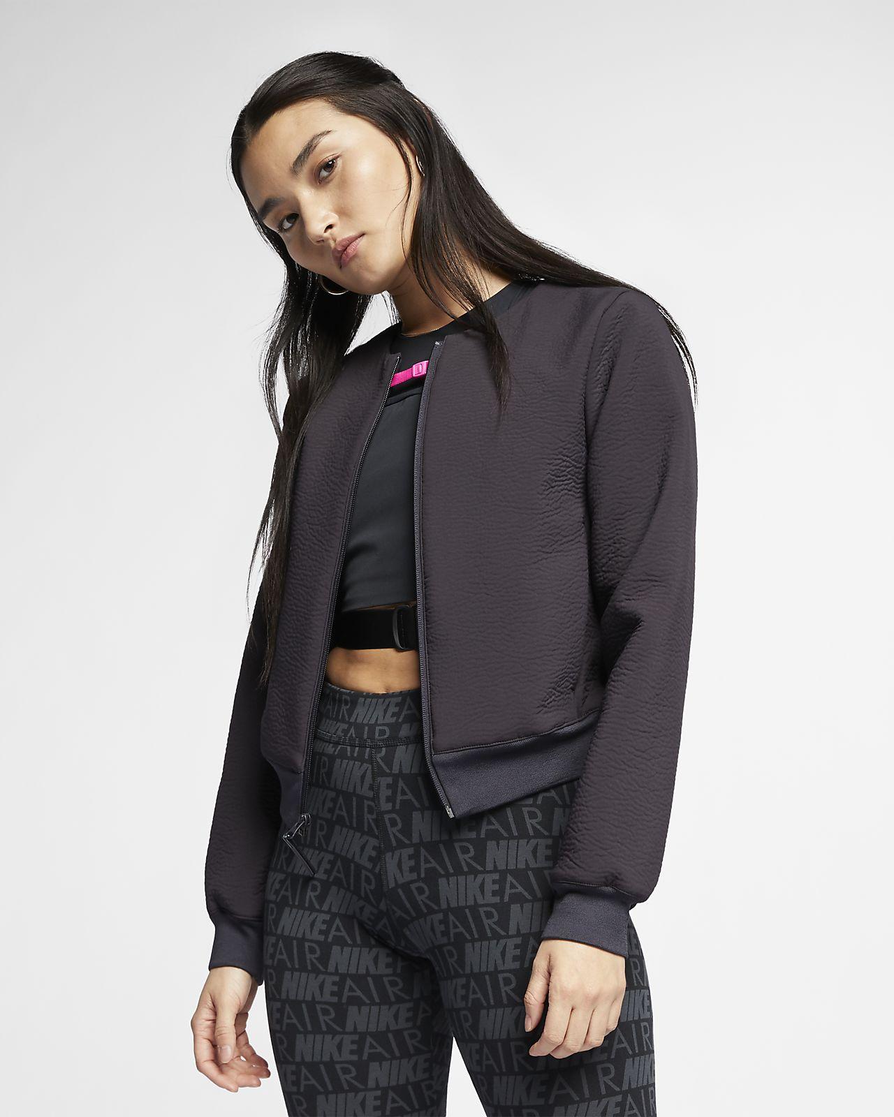 Nike Sportswear Tech Pack Tam Boy Fermuarlı Kadın Ceketi