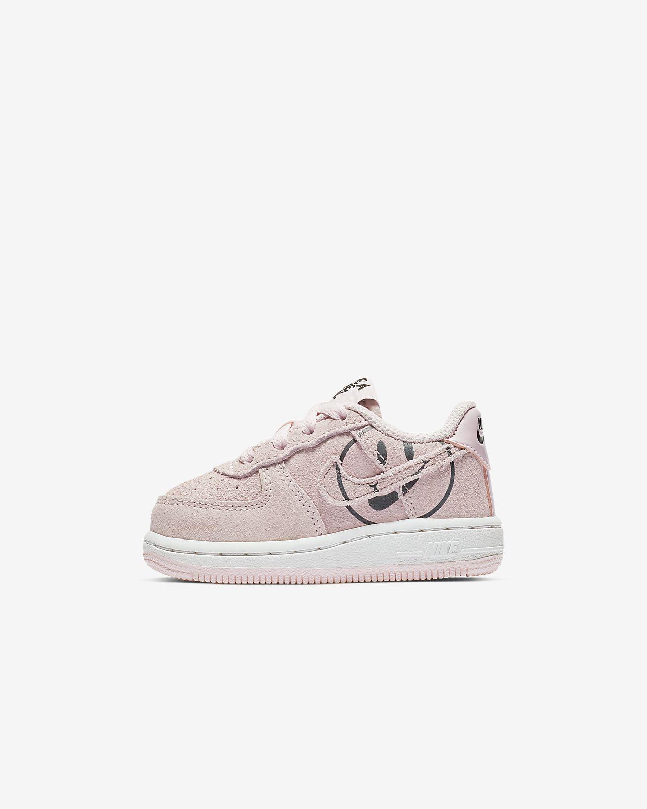 Nike Air Force 1 LV8 2 chaussures enfants rose