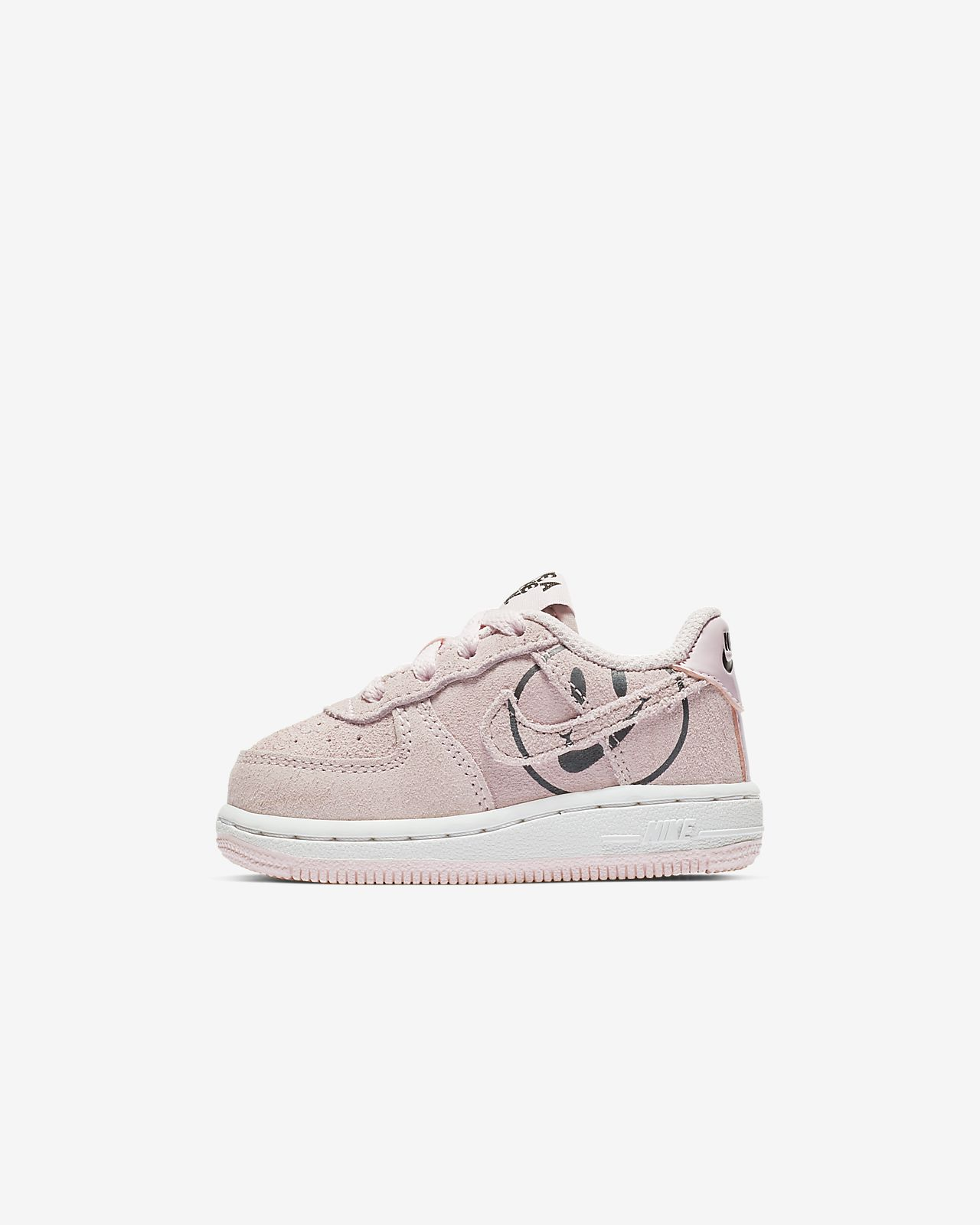Nike Force 1 LV8 2-sko til babyer/småbørn