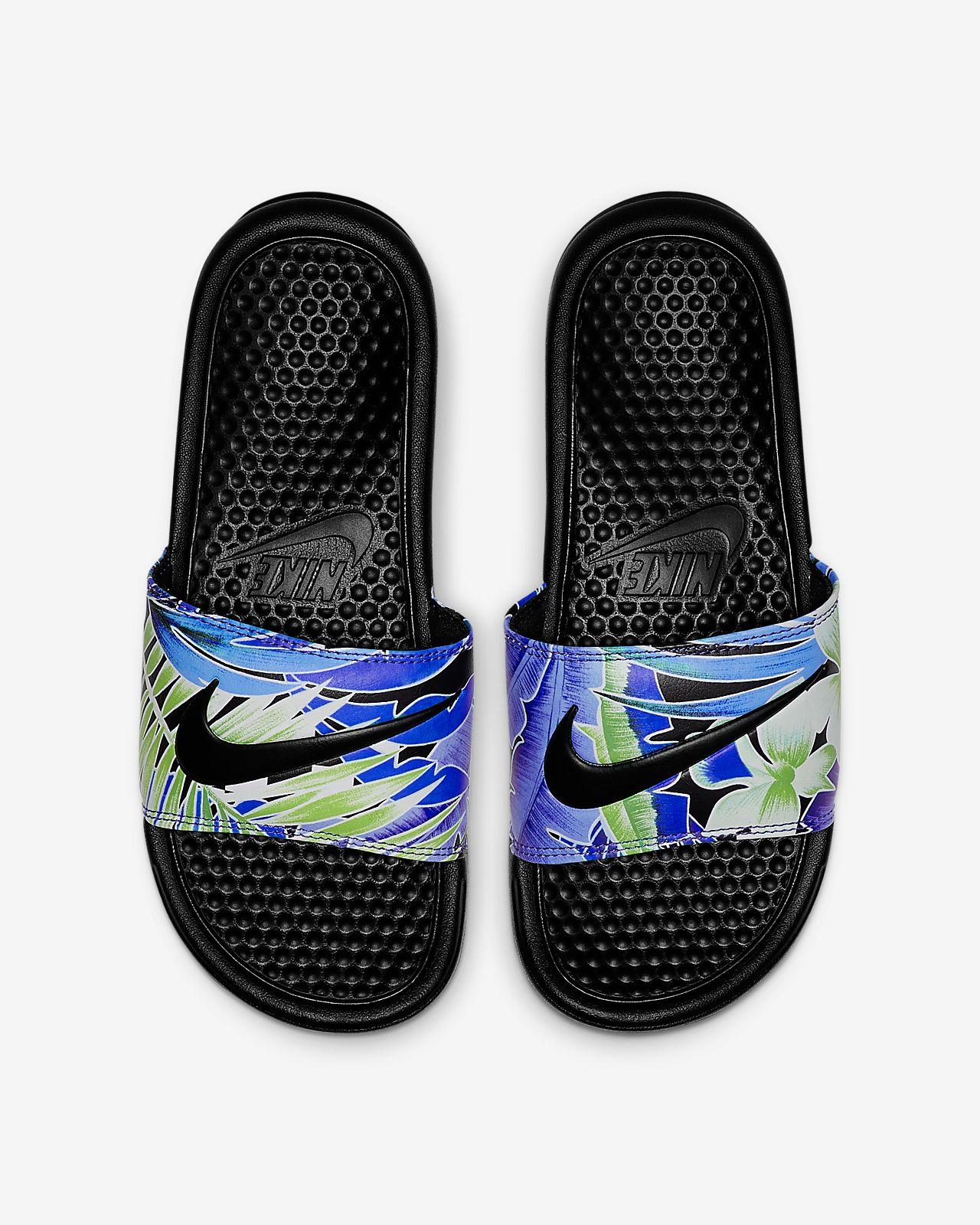 outlet store 88d23 36855 ... Nike Benassi JDI Floral Women s Slide
