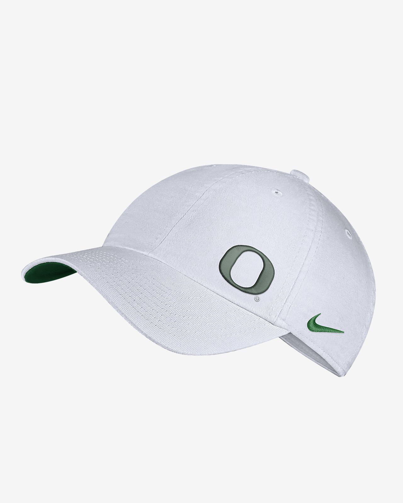 3bcfc14833f Nike College Heritage86 (Oregon) Adjustable Hat. Nike.com