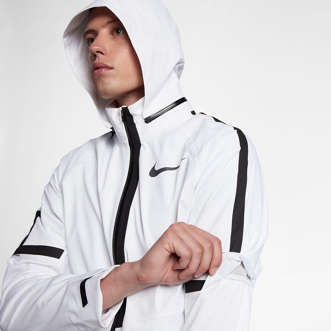 Nike AeroShield Hardloopjack voor heren