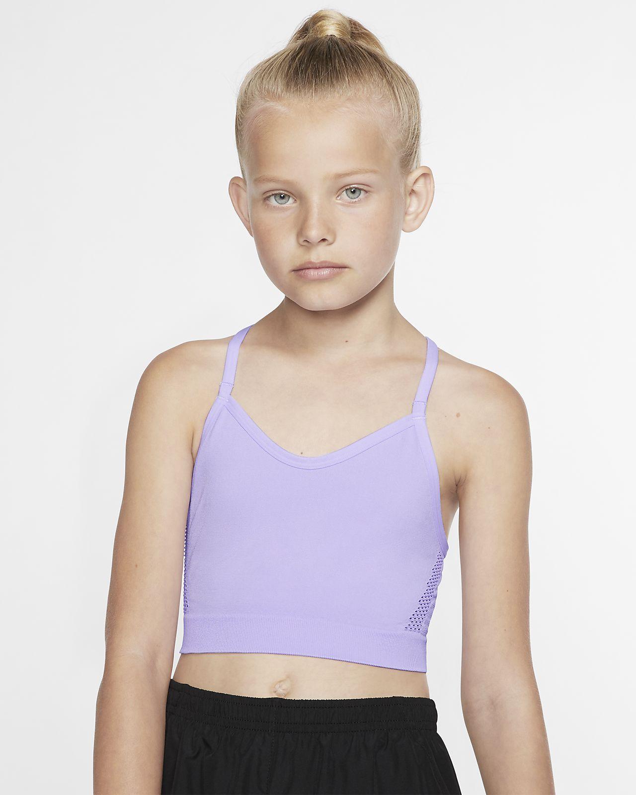 Sujetador deportivo para niña Nike Dri-FIT