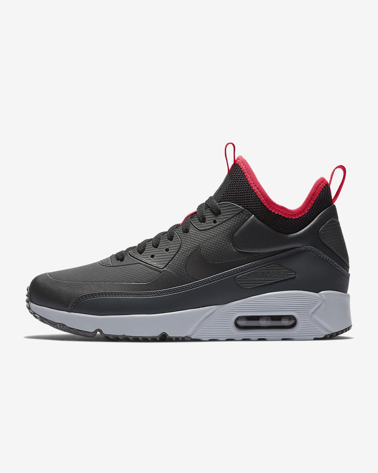 acheter en ligne 30d41 1deef Chaussure Nike Air Max 90 Ultra Mid Winter pour Homme