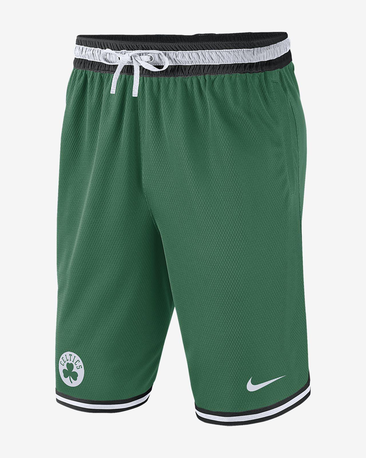 Мужские шорты НБА Boston Celtics Nike