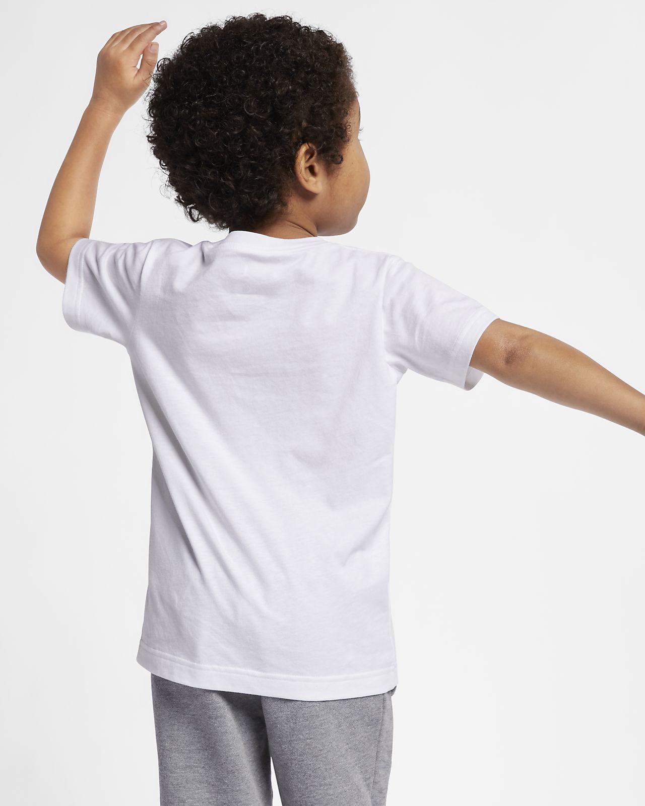 ef9373dd09d Jordan Jumpman Air Younger Kids' T-Shirt. Nike.com GB