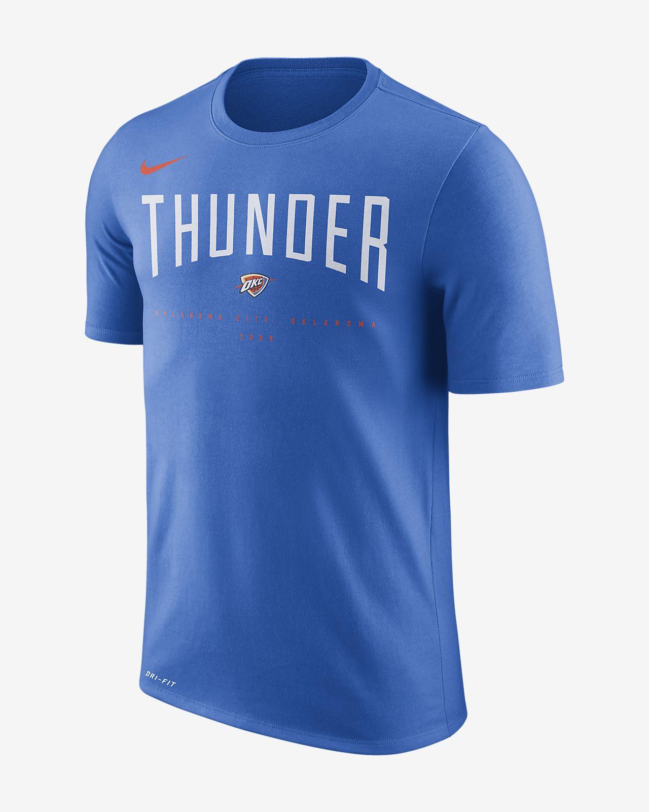 Oklahoma City Thunder Nike Dri-FIT Men's NBA T-Shirt