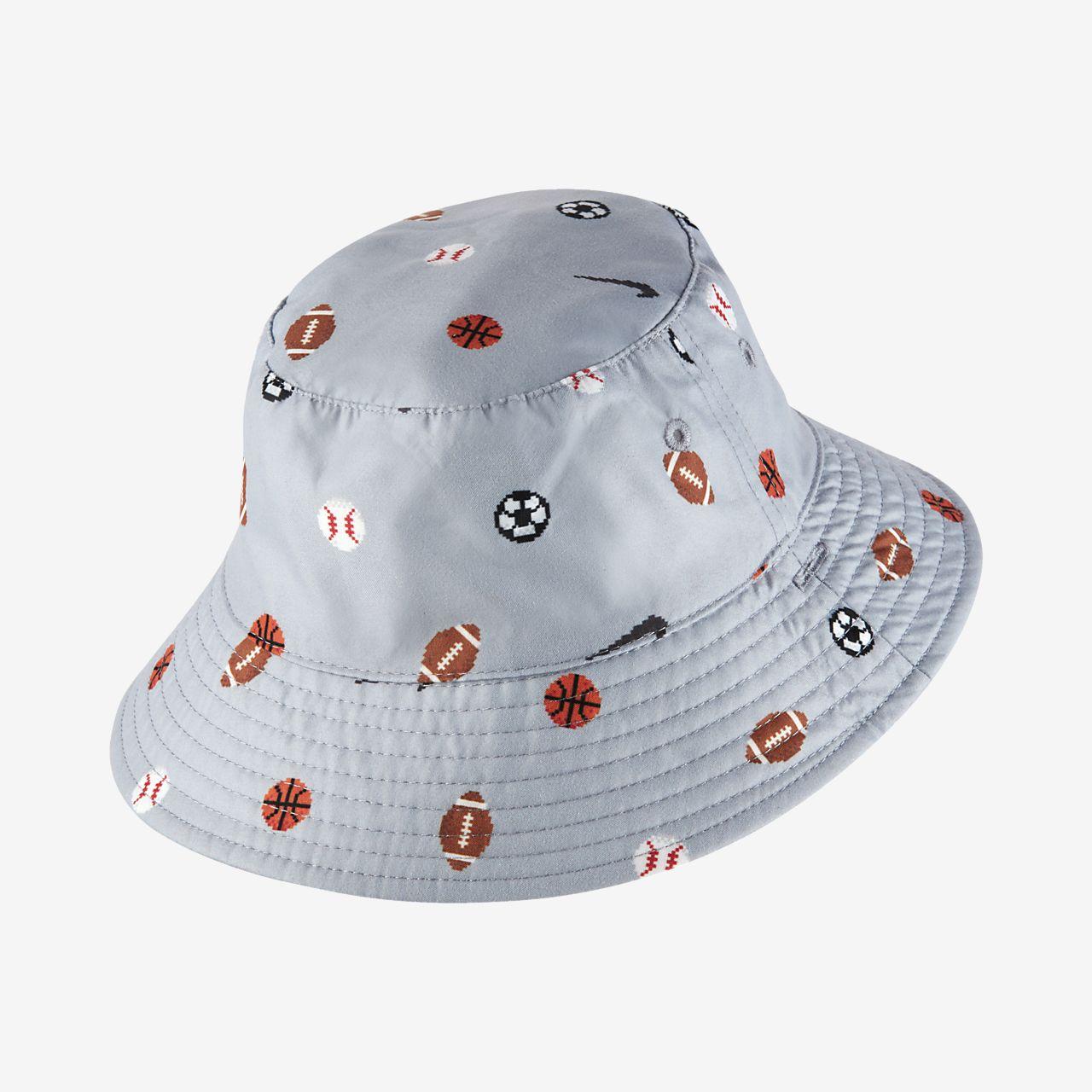 47dc8c60 Low Resolution Nike Toddler Reversible Bucket Hat Nike Toddler Reversible Bucket  Hat