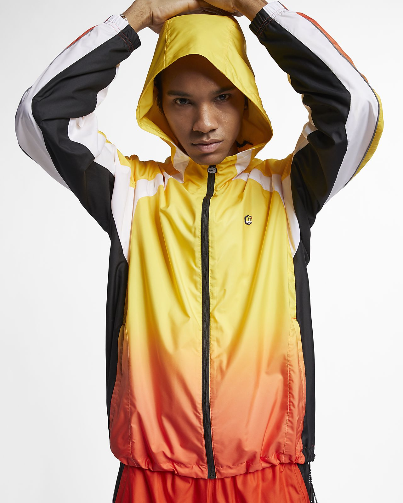 0f9b3a0018 NikeLab Collection Tn Men's Hooded Track Jacket. Nike.com NO
