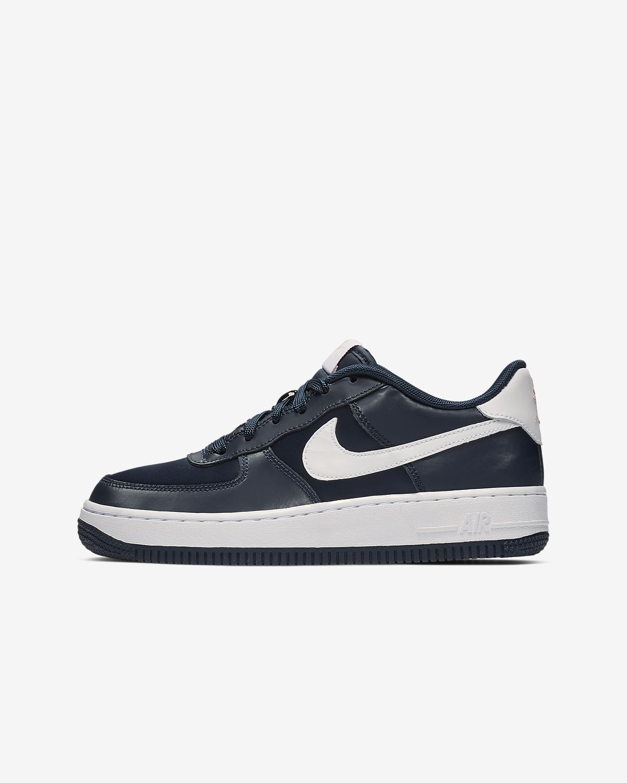 bcf5e4c0dce Nike Air Force 1 VDAY Kinderschoen. Nike.com BE