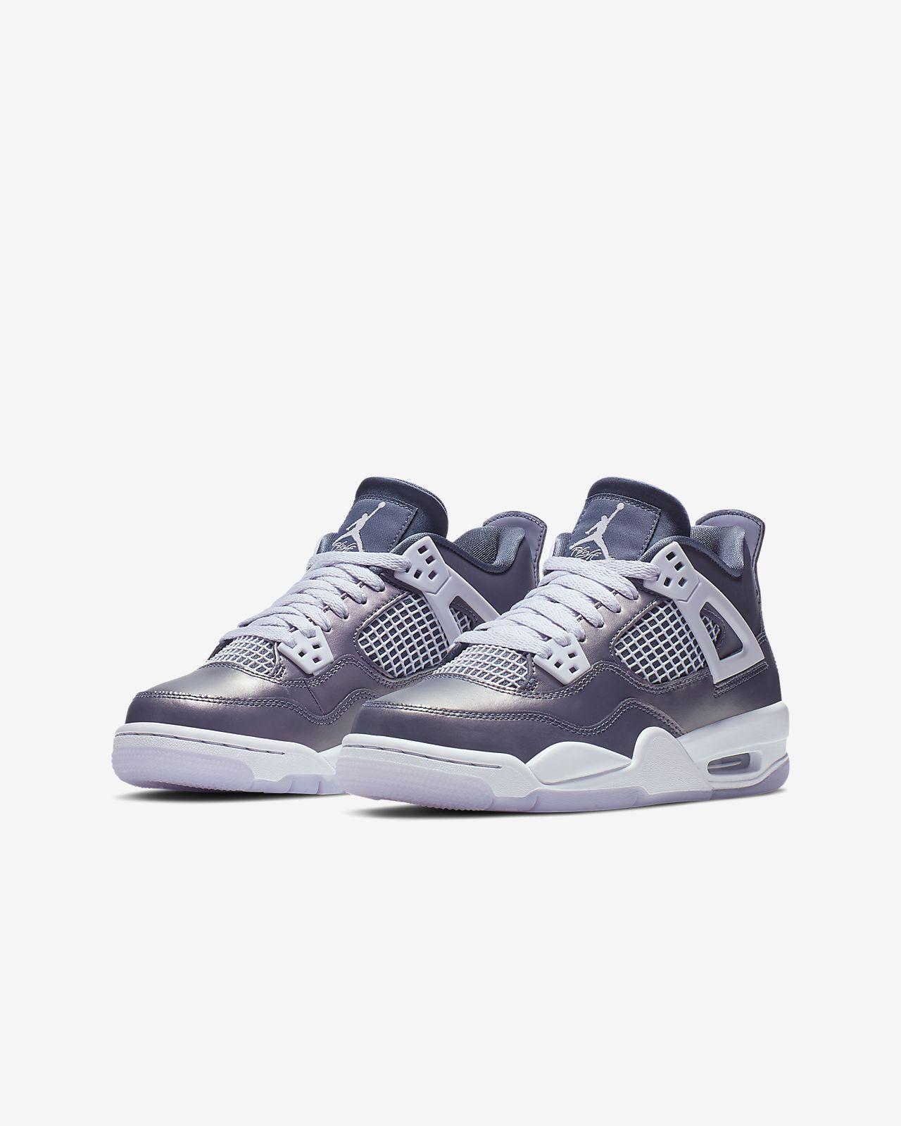 b7320189ddf42 Air Jordan 4 Retro SE Big Kids' Shoe. Nike.com