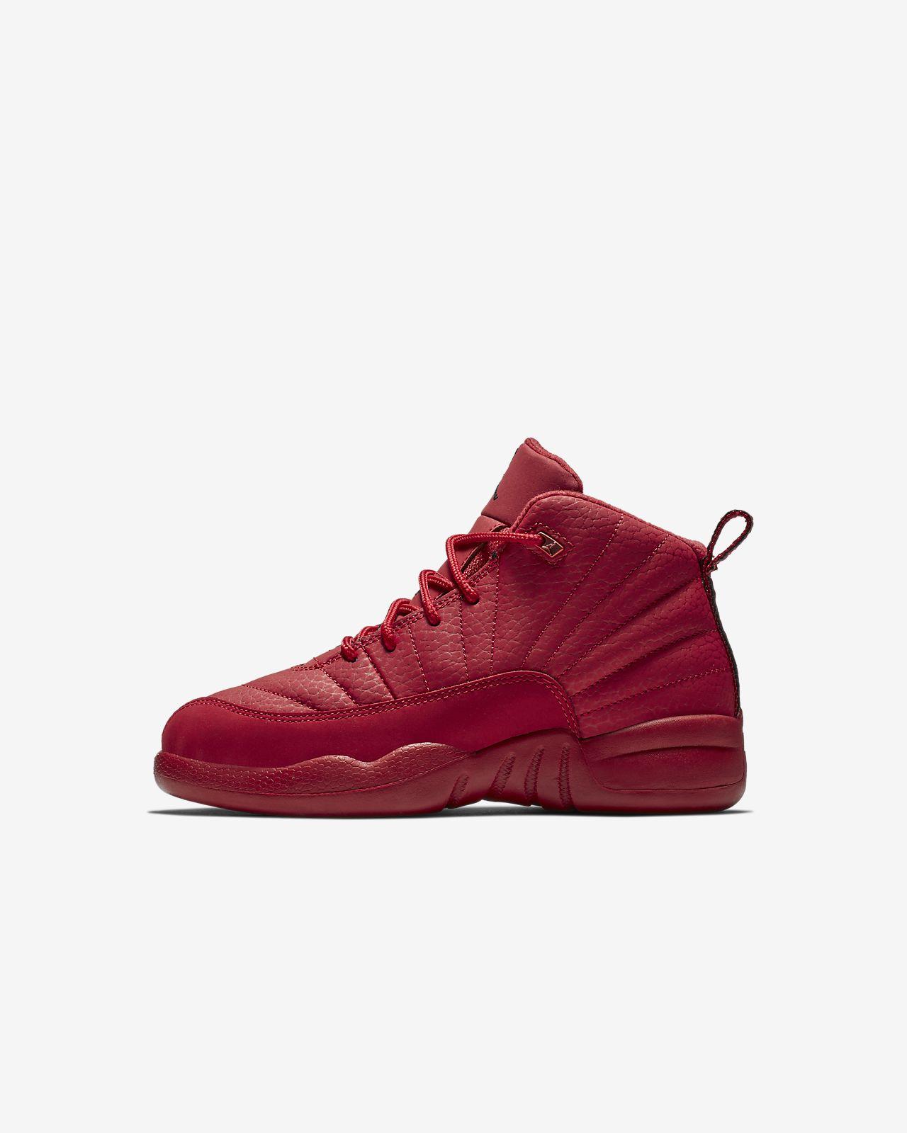 รองเท้าเด็กเล็ก Air Jordan 12 Retro (10.5c-3y)