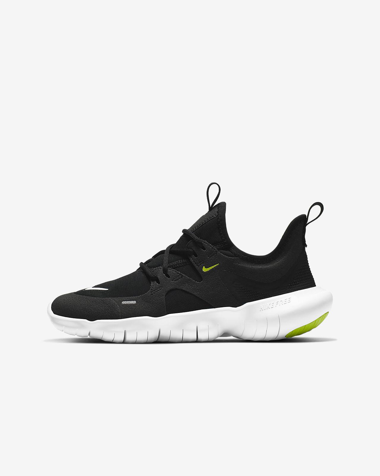 Nike Free RN 5.0 (GS) 大童跑步童鞋