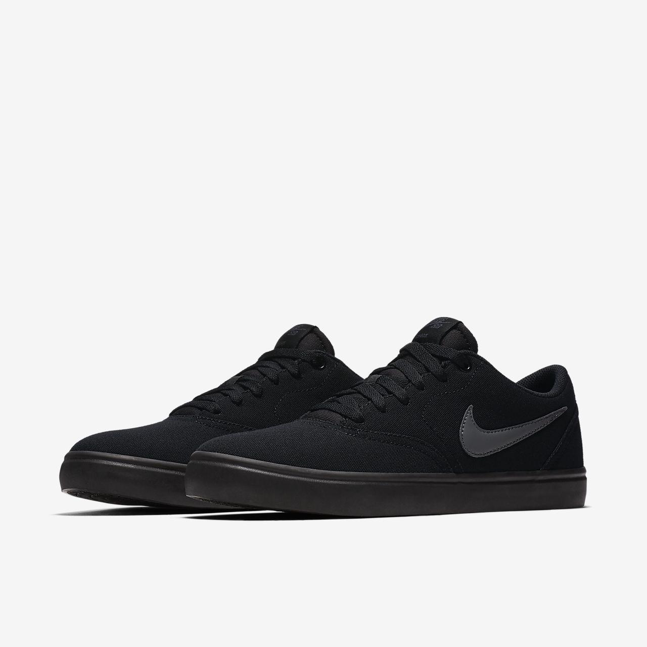 Męskie buty do skateboardingu Nike SB Check Solarsoft Canvas