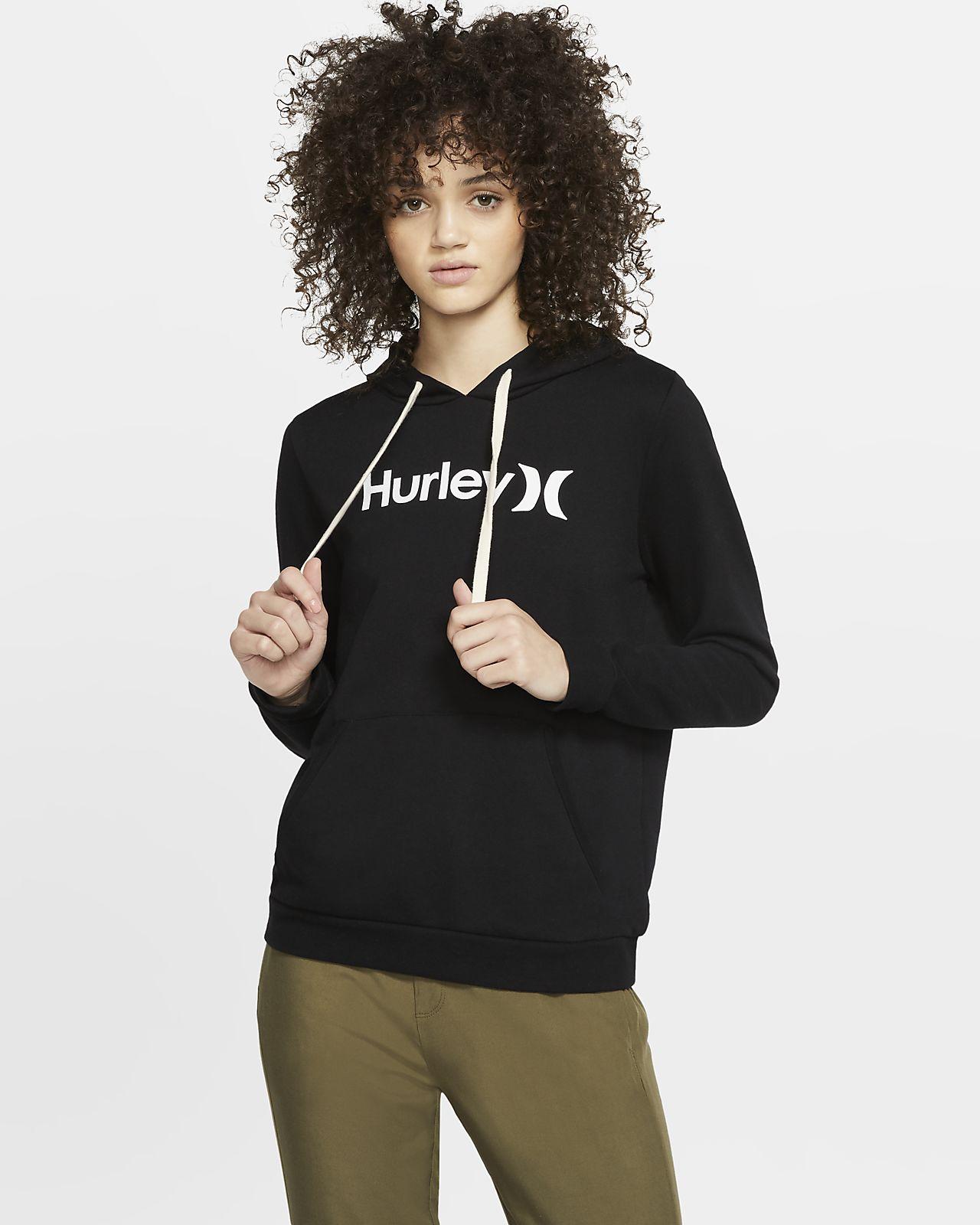 Sudadera sin cierre de tejido Fleece para mujer Hurley One And Only