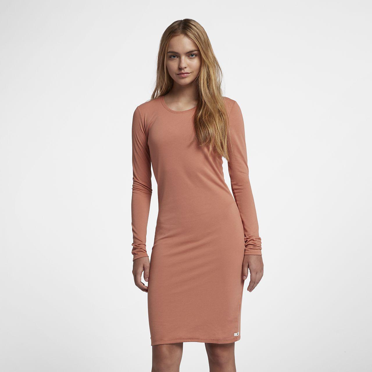 Hurley Dri-FIT Women s Long-Sleeve Dress. Nike.com a5a8d62bd8