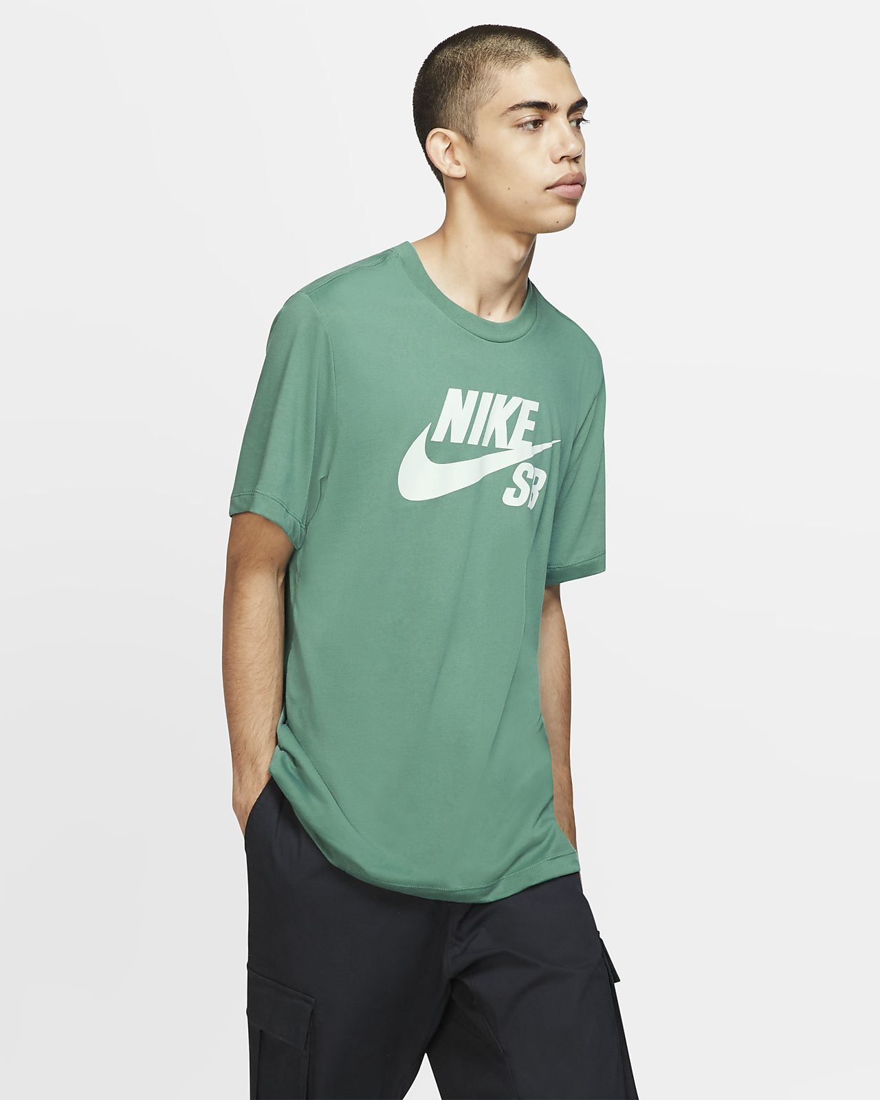 T-shirt da skateboard Nike SB Dri-FIT
