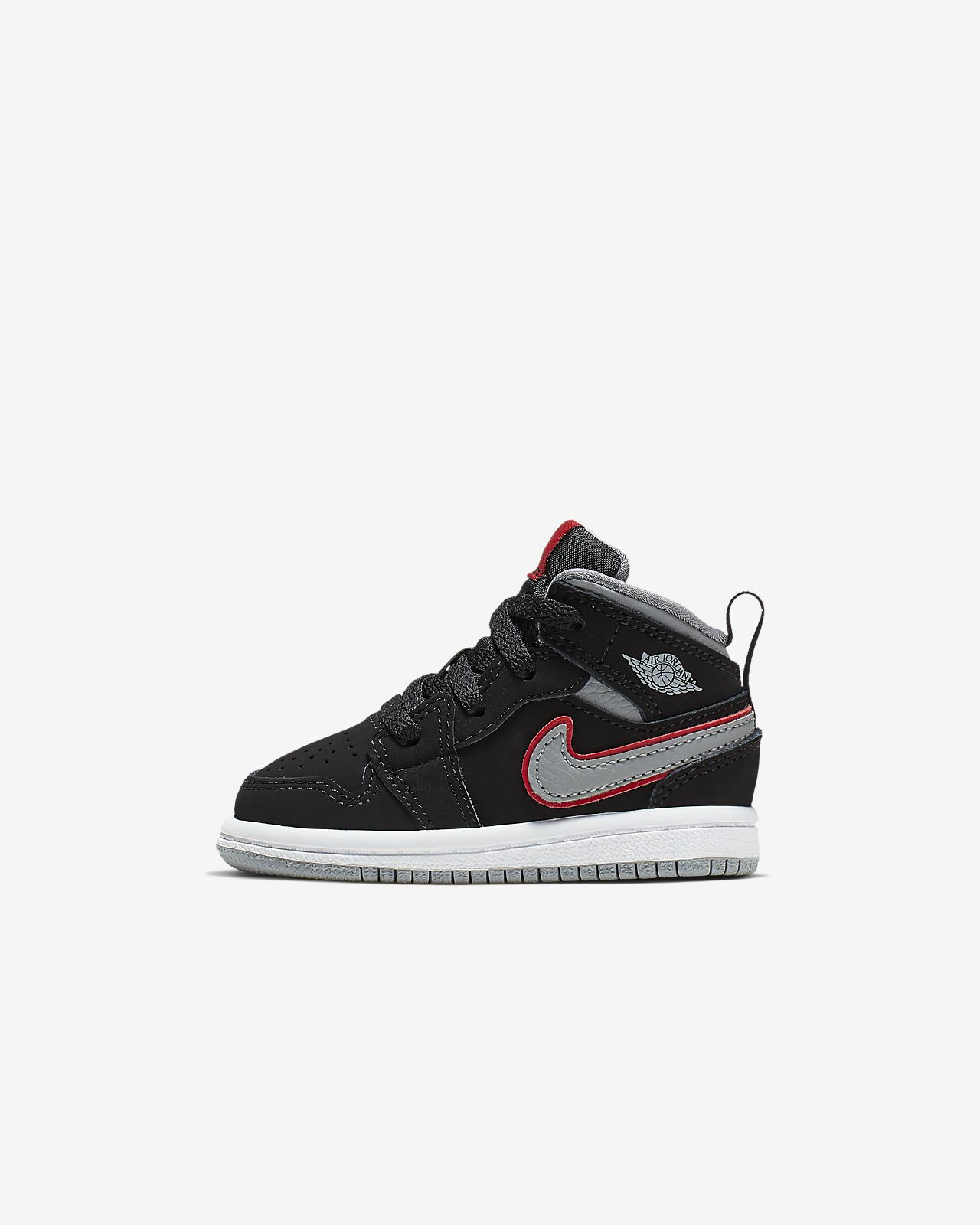 buy popular 411d7 49811 ... Sko Air Jordan 1 Mid för baby små barn