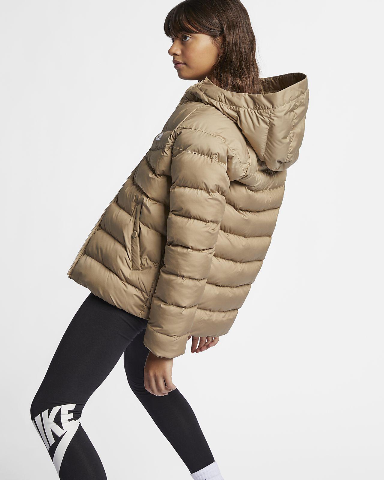 866876047852 Nike Sportswear Older Kids  Synthetic-Fill Jacket. Nike.com BE