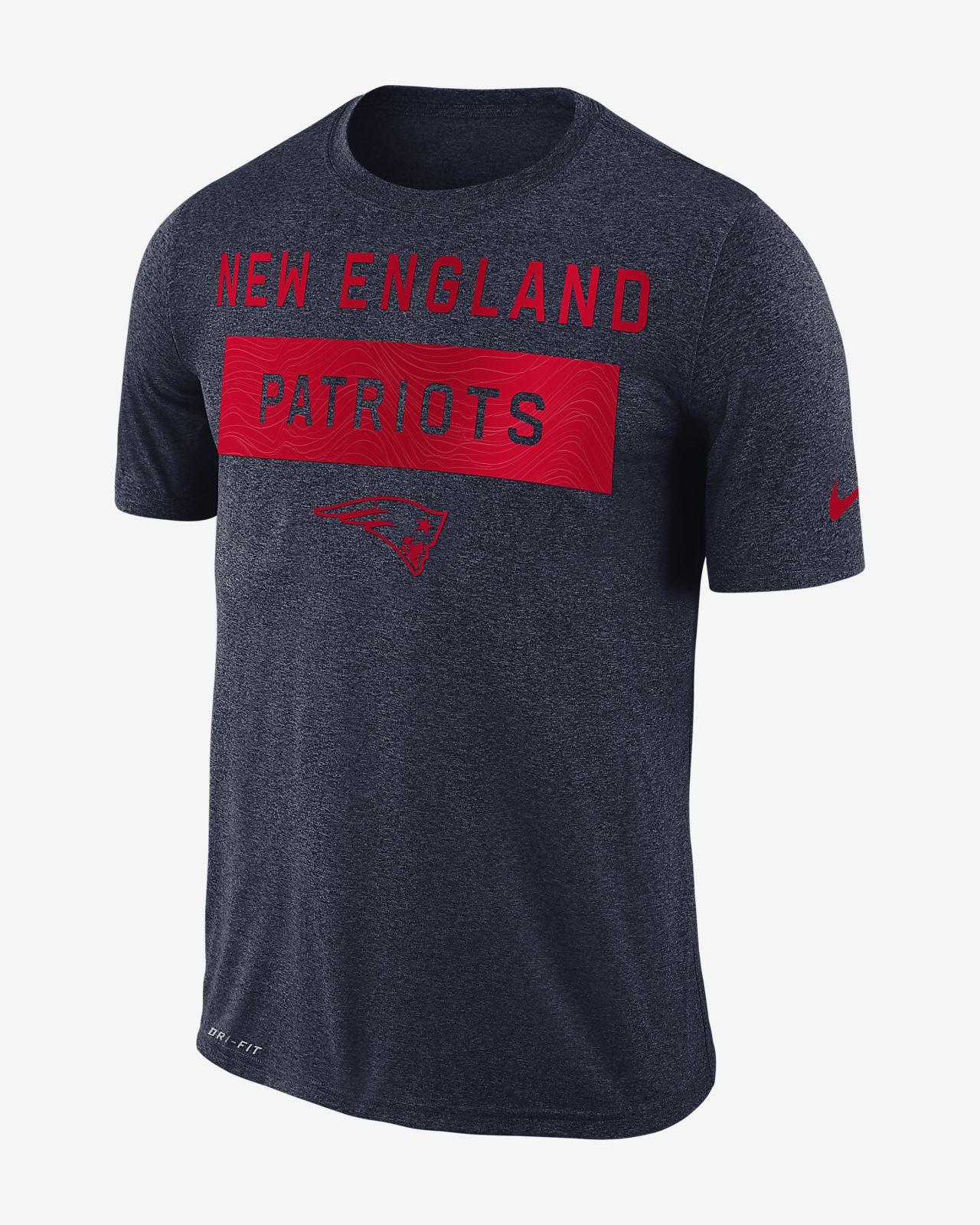 Nike Legend Lift (NFL Patriots) Men's T-Shirt