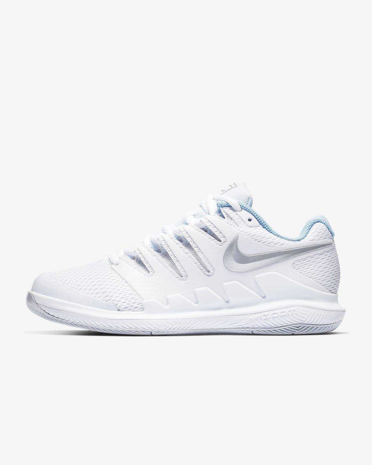 รองเท้าเทนนิสคอร์ทปูนผู้หญิง NikeCourt Air Zoom Vapor X